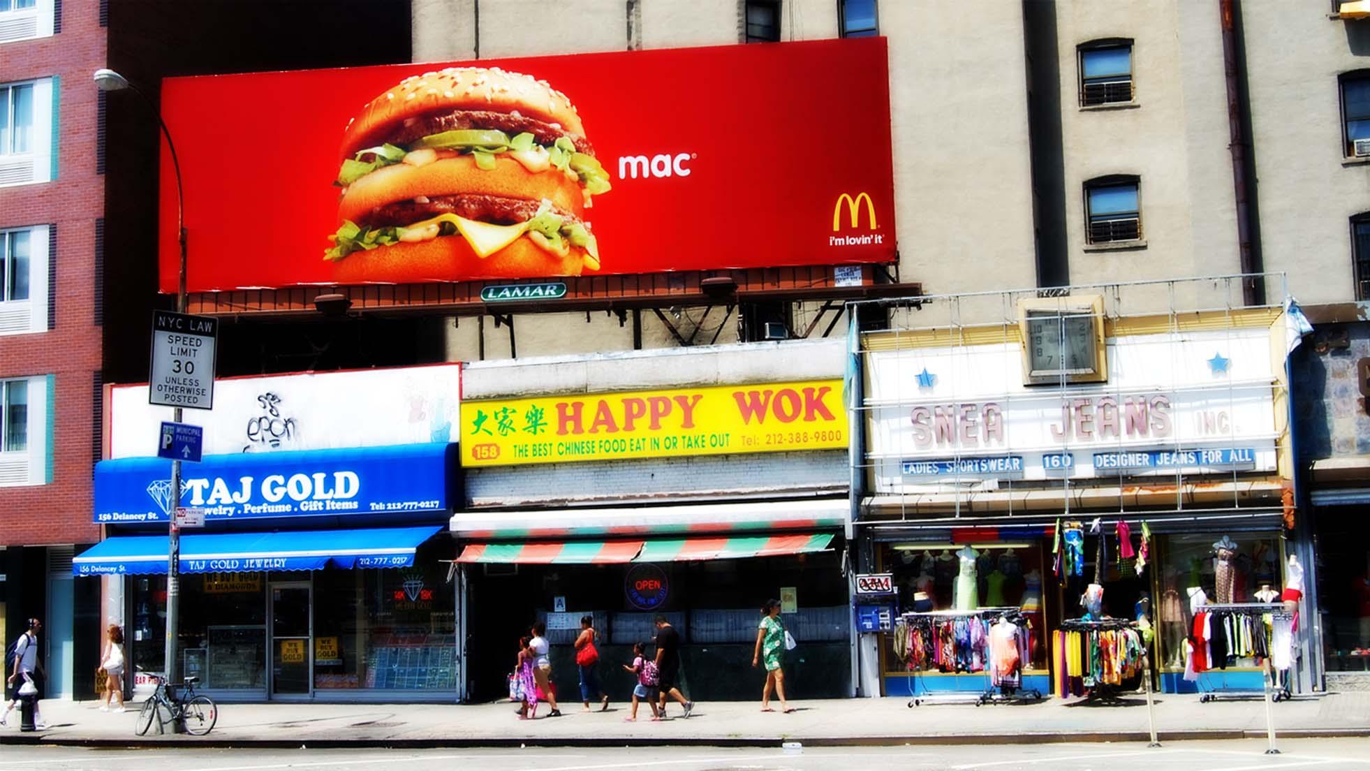 Power of Billboard Advertising