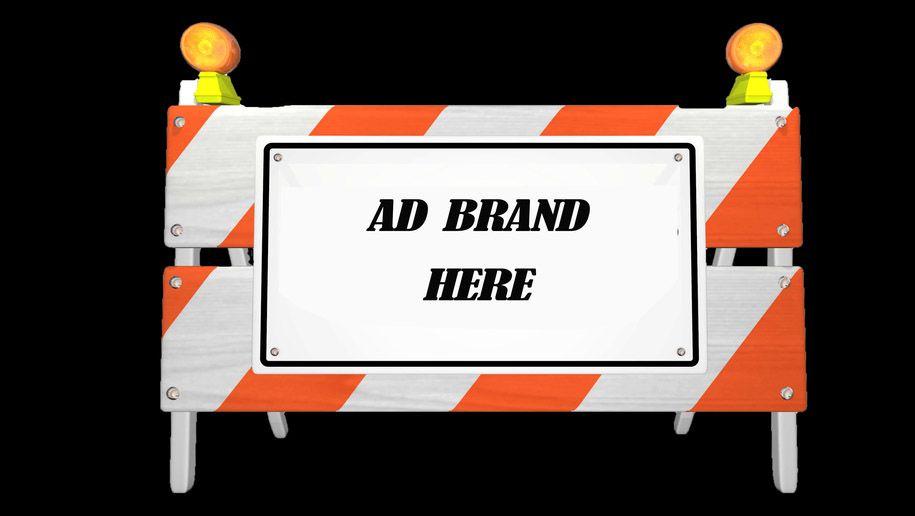 Why Traffic Barricade Branding?