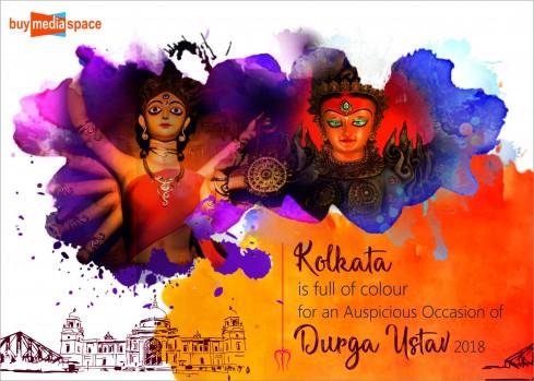 All Kolkata Puja Celebration