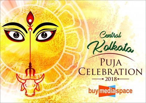 Central Kolkata Puja Celebration