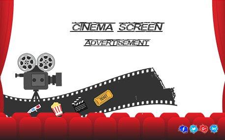 Outdoor Cinema Screen Advertising
