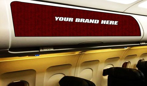 You are Flying with the Brands!
