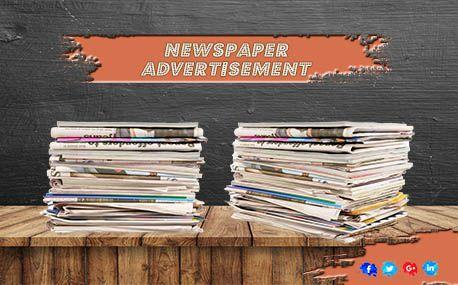 Classic Newspaper Pamphlet  Insertions - Bangalore