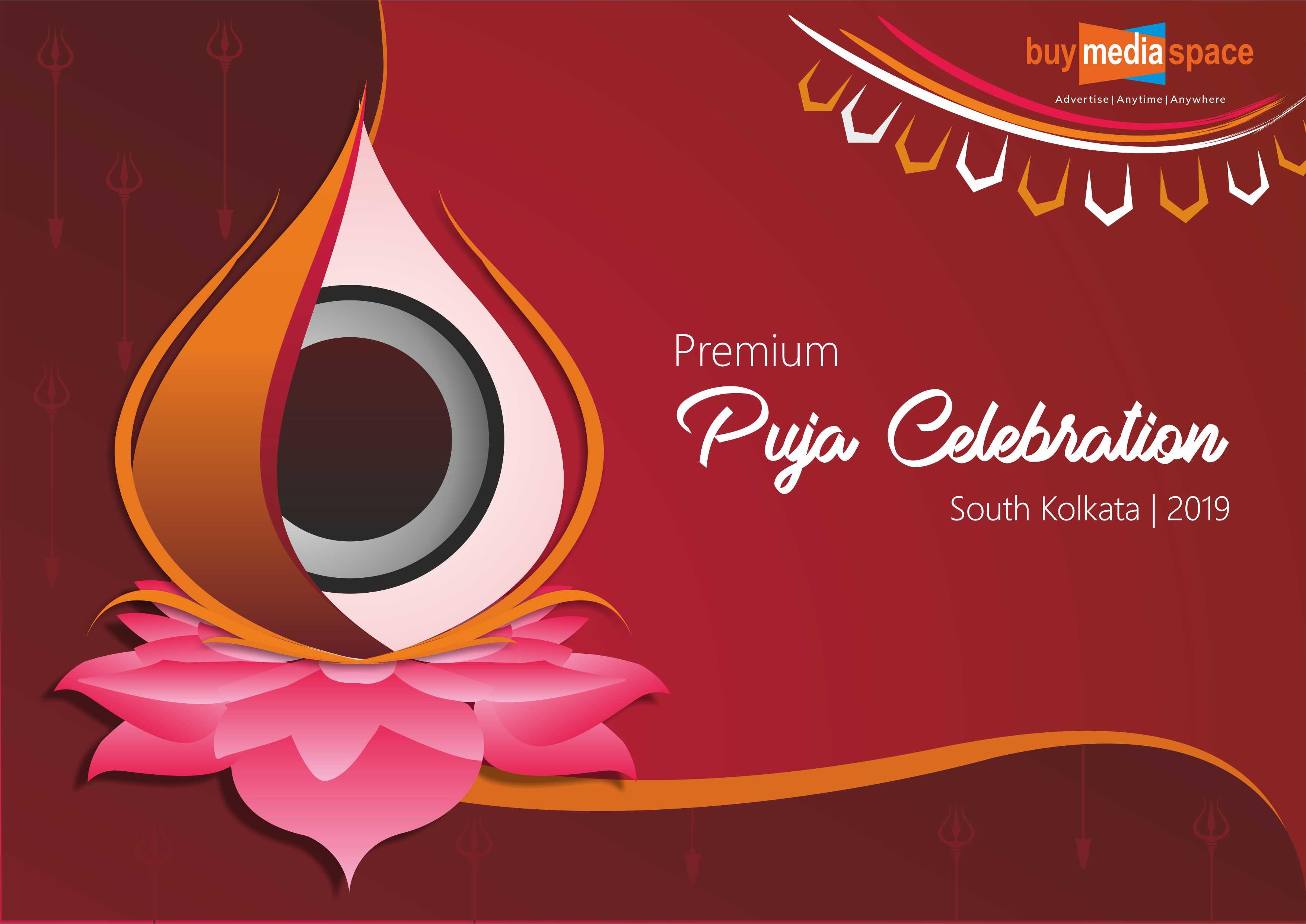 Premium Puja Celebration - South Kolkata