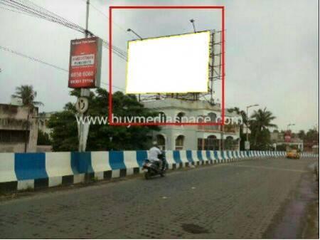 Billboard OOH advertising in Birati,Kolkata, West Bengal, India