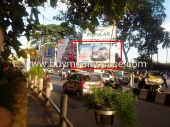 Billboard OOH advertising in Ashok Nagar,Bengaluru, Karnataka, India