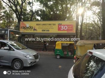 Bus Shelter OOH advertising in Hombegowda Nagar, Bengaluru