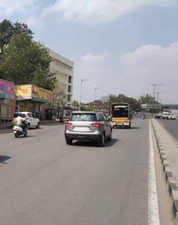 Bus Shelter OOH advertising in Suddagunte Palya, Bengaluru